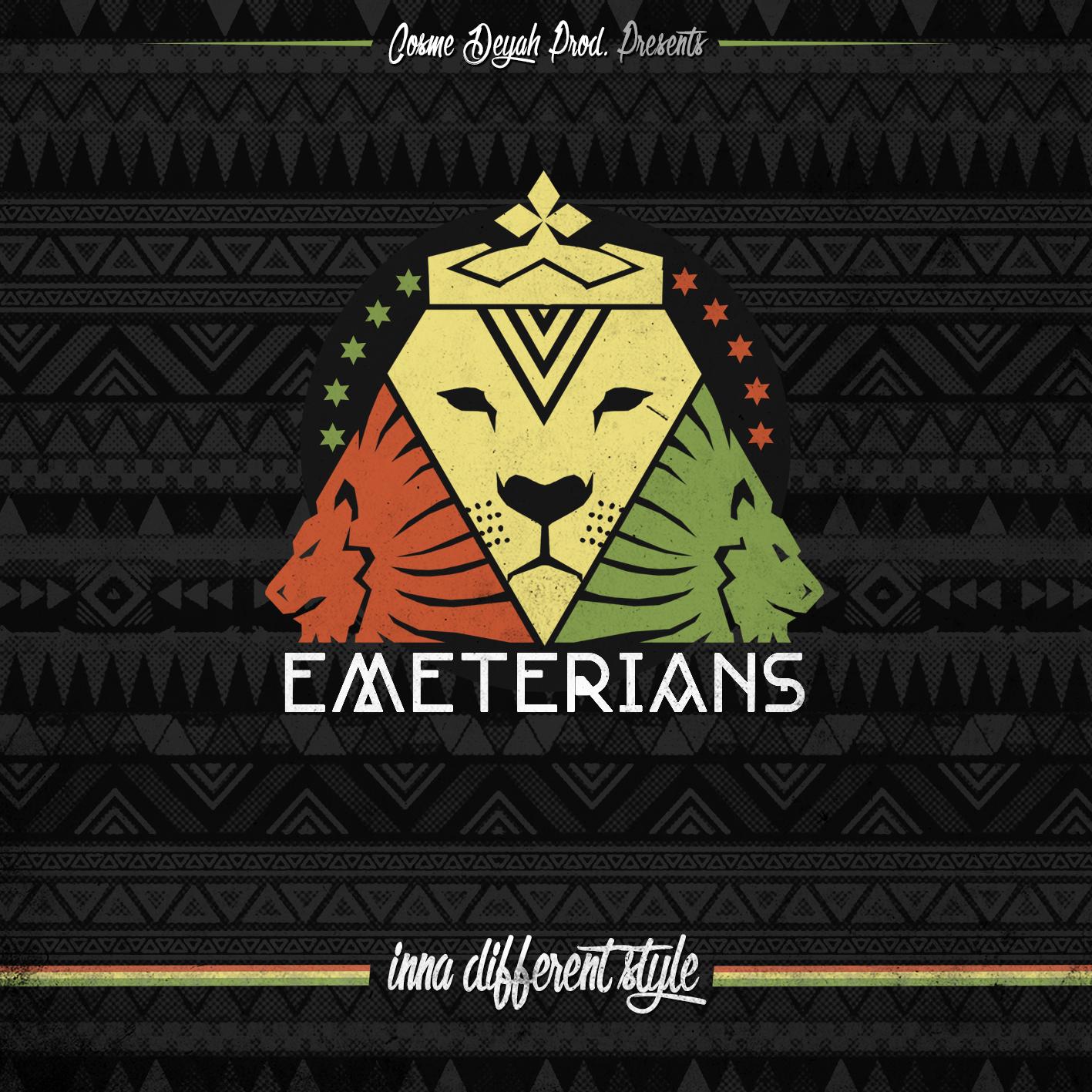 Emeterians Cover
